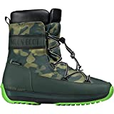 Tecnica Unisex Moon Boot? Lem Military Black Camu Boot Men's 11.5, Women's 13.5 Medium