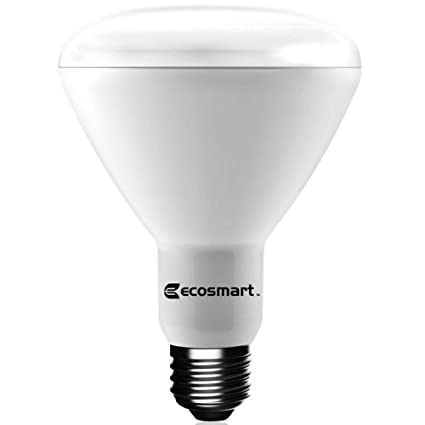 Ecosmart 65w Equivalent Daylight 5000k Br30 Cfl Light Bulb 6 Pack