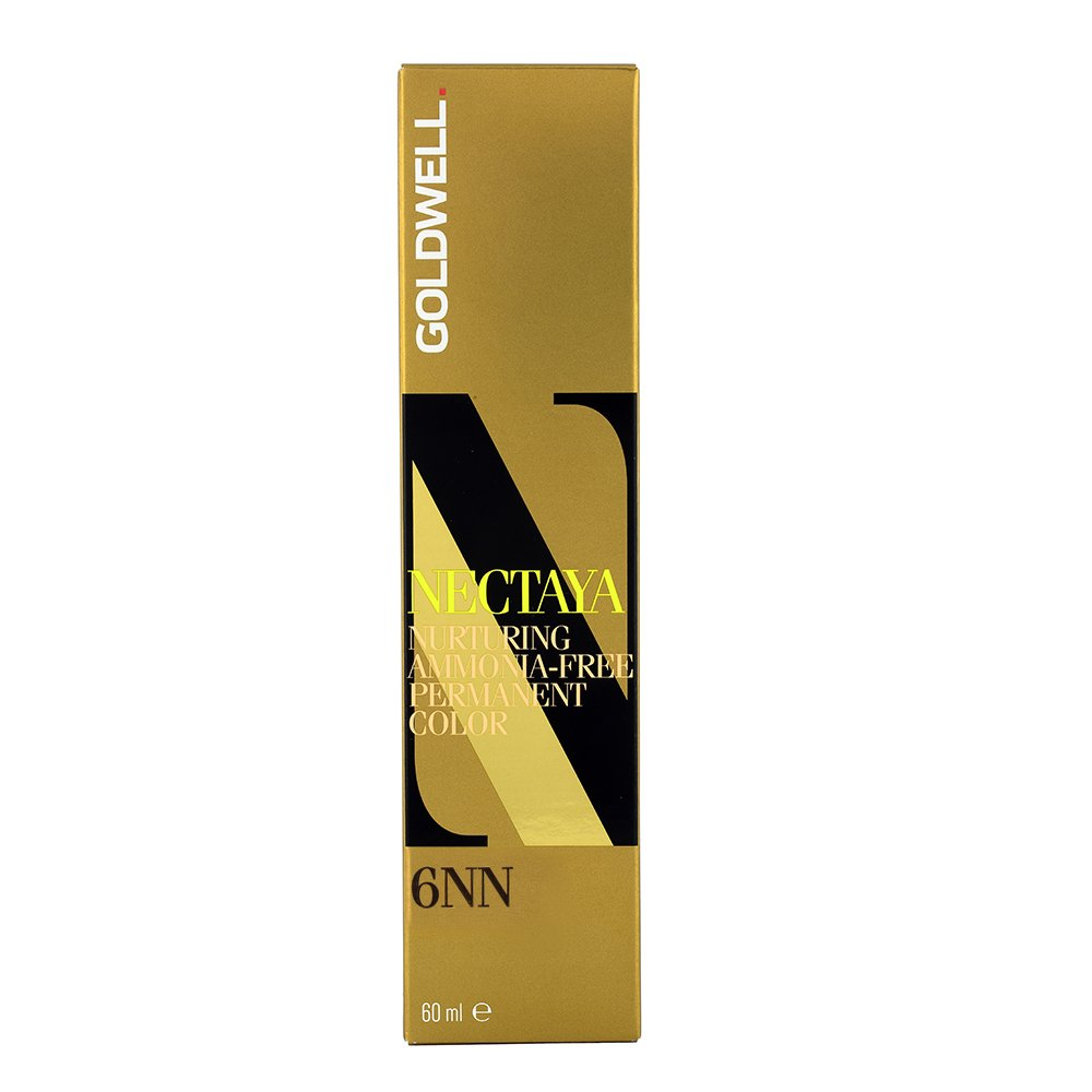 Amazon Goldwell Nectaya Permanent Hair Color 4n Mid Brown