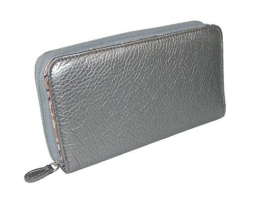 buxton-womens-coupon-and-receipt-organizer-wallet-with-compartment-pewter