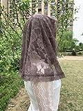 Lace Mantilla Veil Soft and comfortable 6 Colors