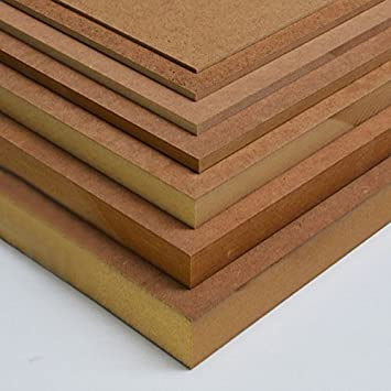 16mm Mdf Platte 100x100 Cm Roh Amazon De Baumarkt