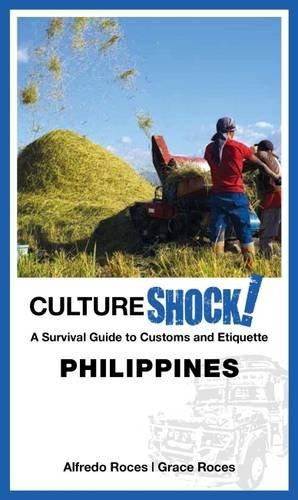 CULTURESHOCK PHILIPPINES (Cultureshock! Guides)