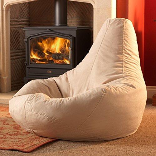 e557e89542 Mollismoons Leather Modak Bean Bag Cover (3XL
