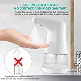 Northfan Automatic Touchless Alcohol Dispenser