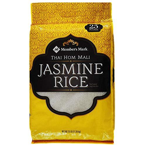 Member's Mark Thai Jasmine Rice (25 Lb.), 25 Lb