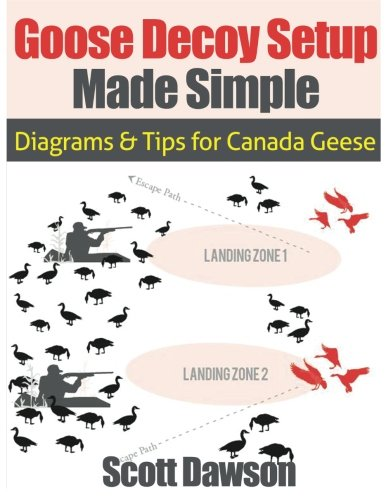 Geese Goose Decoy (Goose Decoy Setup Made Simple: Diagrams and Tips for Canadian Geese)