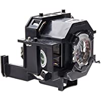 Epson Replacement Lamp for the Epson PowerLite S5 and 77C (V13H010L41)