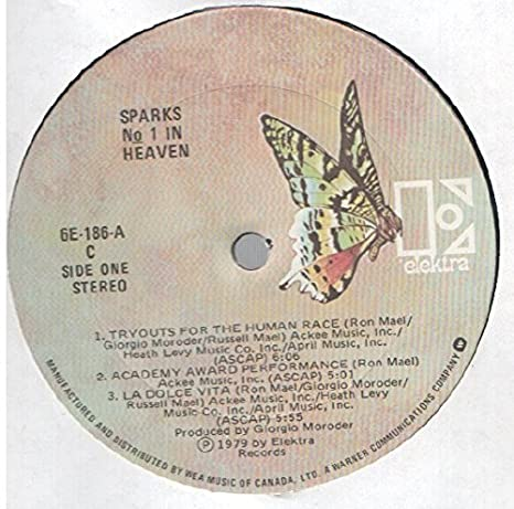 No. 1 In Heaven: Sparks: Amazon.es: Música