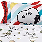 Peanuts Best Friends Twin Sheet Set