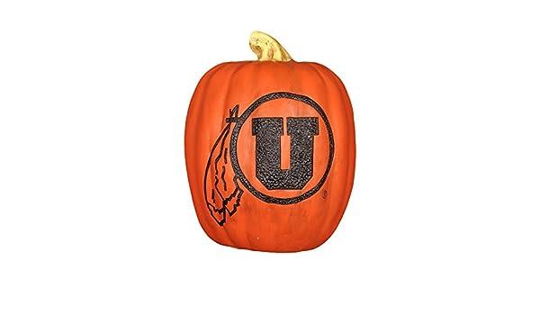 Large Cumberland Designs Utah Resin Pumpkin Decor