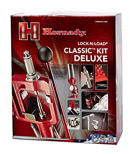 Hornady 085010 Lock-N-Load Classic Deluxe Reloading Kit