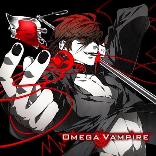 オメガヴァンパイア オリジナルサウンドトラック「BLOOD.WAV」