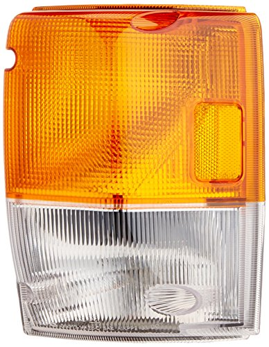 Depo 313-1512L-AS Isuzu N-Series/GMC W-Series Driver Side Replacement Parking/Signal Light Assembly ()