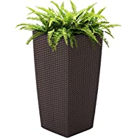 Best Choice Products Self Watering Wicker Planter With Water Level Indicator + $40.45 Sears Credit
