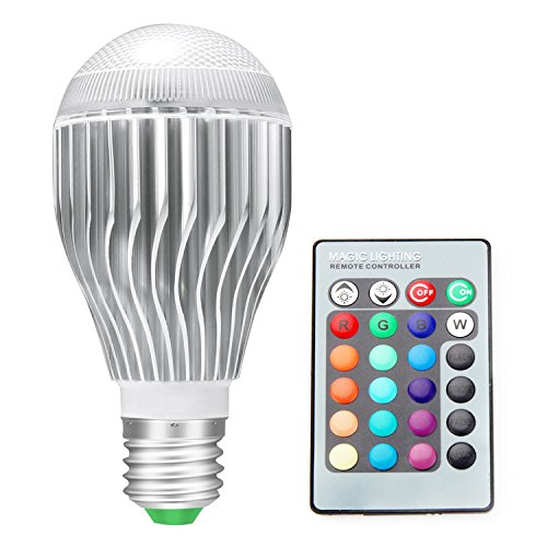 Color Change LED Light Bulb