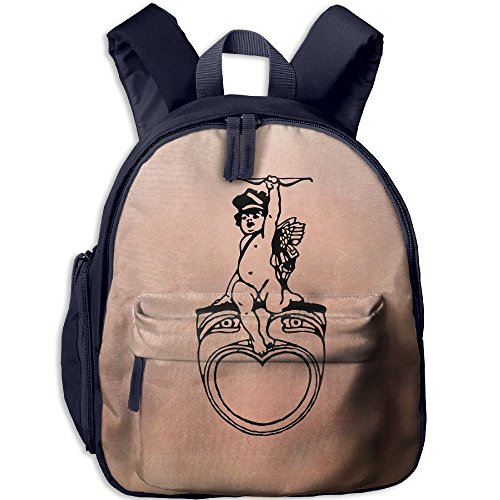 Mini School Backpack Custome With Cherub Cupid For Kindergarten Unisex Children - At Moana Target