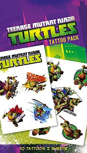 Amazon.com: Teenage Mutant Ninja Turtles Shellheads ...