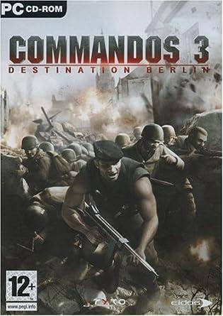 gratuitement jeux pc commandos derrière les lignes ennemies