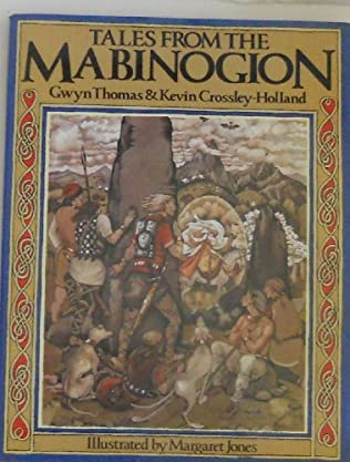 book cover of Tales from the Mabinogion