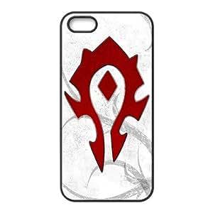 iPhone 5,5S Phone Case World of Warcraft