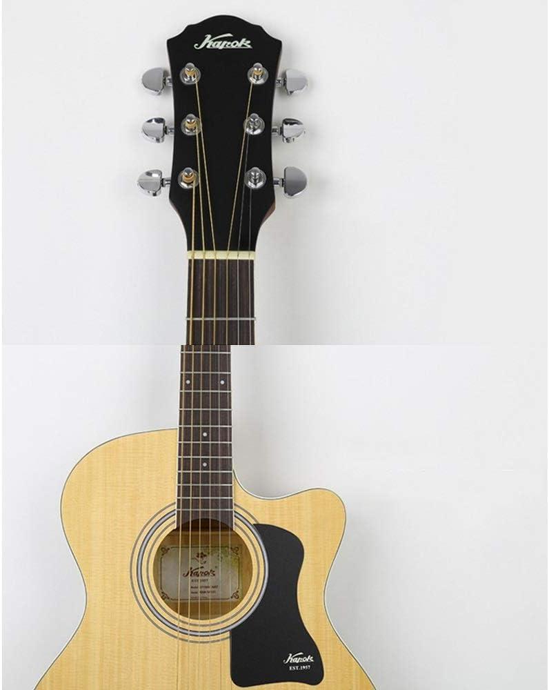 Loivrn 104 Cm Bolso for guitarra de madera de abeto 4/4 Guitarra ...