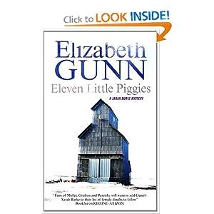 Eleven Little Piggies (Jake Hines Mysteries) Elizabeth Gunn