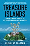 Treasure Islands, Nicholas Shaxson, 0230341721