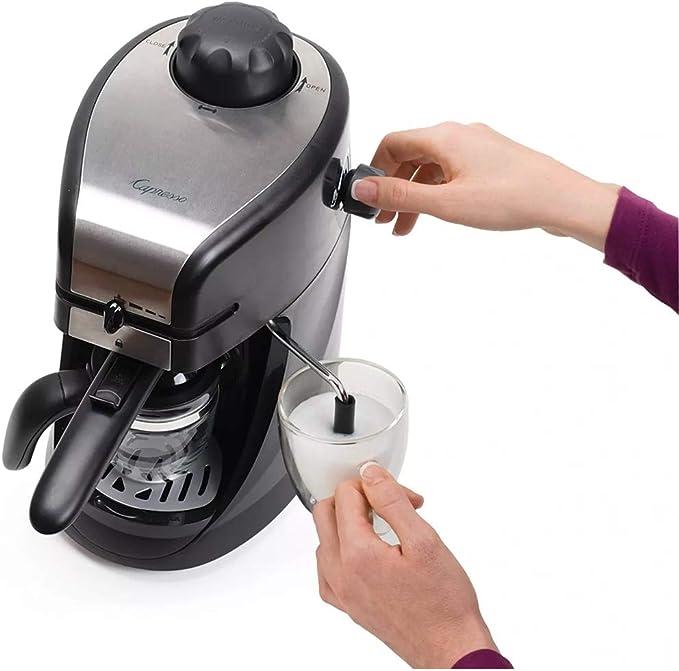 Capresso 303.01 4-Cup Espresso and Cappuccino Machine