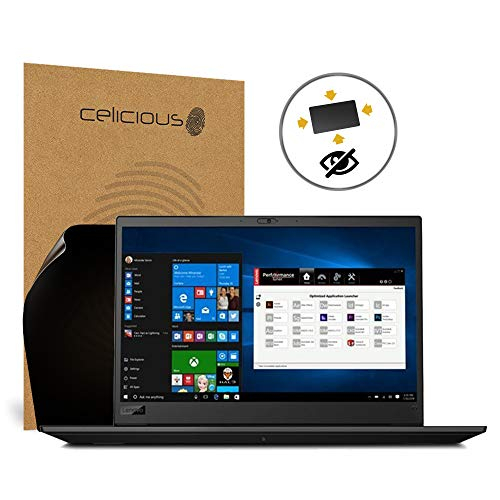 Celicious Privacy Plus 4-Way Anti-Spy Filter Screen Protector Film Compatible with Lenovo ThinkPad P1 P2000 (Touch) by Celicious (Image #7)