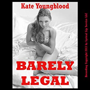 Barely Legal Audiobook