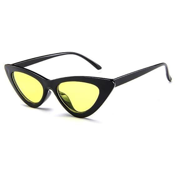 Huicai Gafas de sol ojo de gato Gafas de sol estilo retro ...