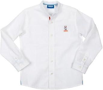 Ubs2 Camisa Blanca Lino Niño 2-6 Años: Amazon.es: Ropa y accesorios