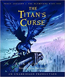 Amazon Com The Titan S Curse Percy Jackson And The Olympians Book