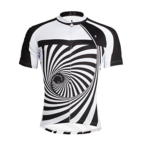qinying-men-cool-blackwhite-breathable-full-invisiable-zipper-cycling-jersey-3xl