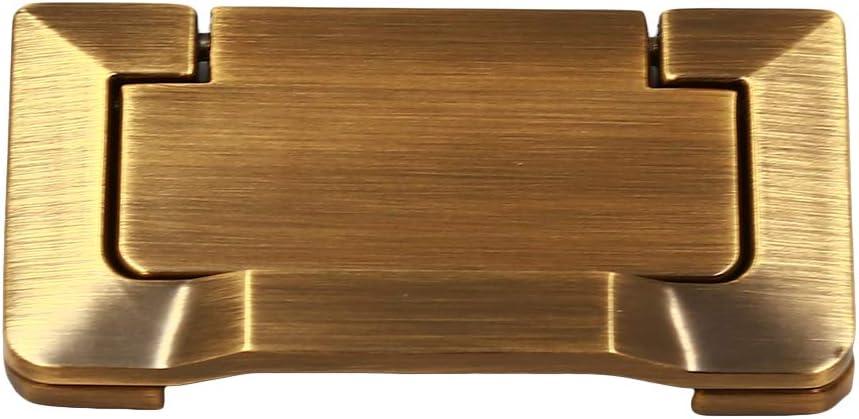 L_shop - Tirador Cuadrado para Armario, diseño de cajón, Aleación ...