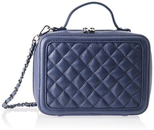 Bag Blue Blue blue Shoulder Borse Chicca 8891 Women's 4CzzIq