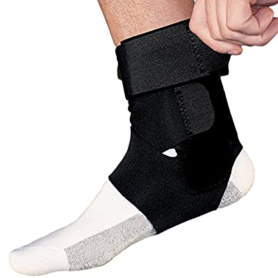 ACE Brand Deluxe Ankle Stabilizer, America's Most Trusted Brand of Braces and Supports