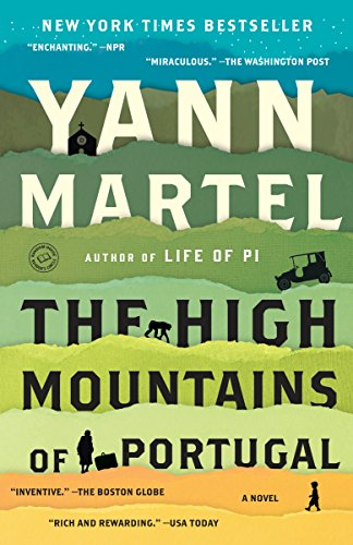 The High Mountains of Portugal: A Novel cover