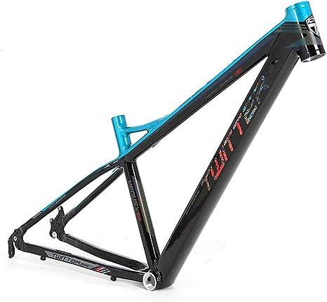 LIDAUTO Cuadro de Bicicleta de montaña Aleación de Aluminio ...