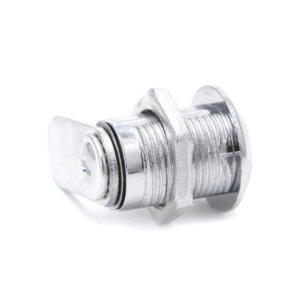 manija con Llave de pl/ástico 1pc YUYUE21 rotativa de Bloqueo de la Cerradura de la Lengua 103-10mm
