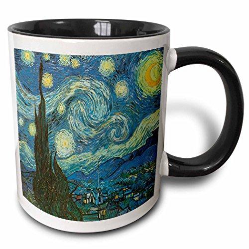 3dRose mug_128155_4 Starry Night Vincent