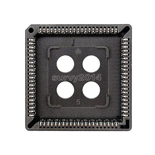 Plcc Ic Socket - Exiron 5PCS PLCC IC Socket DIP 84 PINS PLCC-84 NEW