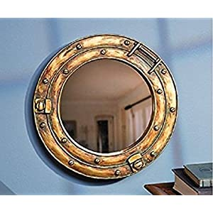 51OJOwY3ITL._SS300_ 100+ Porthole Themed Mirrors For Nautical Homes For 2020