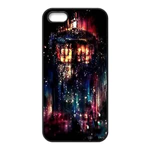 Abstract night graffitti Cell Phone Case for iPhone 5S