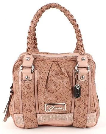 Guess Box Bag Tasche Handtasche Schultertasche Perla Rosa