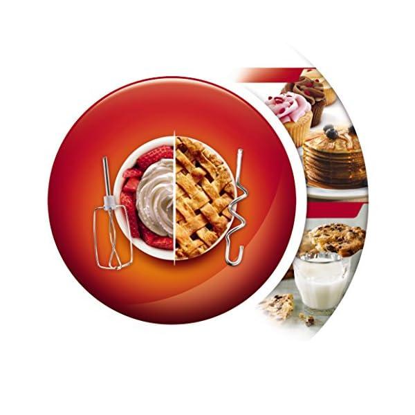 Moulinex Prep Line Sbattitore prepline 5 velocità 450w hm410 Pentole Cucina, 450 W, 60 Decibel, Metallo, plastica… 4
