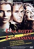 una notte con l'assassino dvd Italian Import
