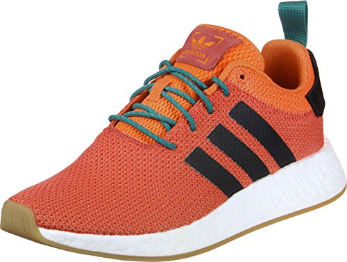 buy cheap pre order adidas NMD_R2 Summer Trace Orange Gum White Orange cheap purchase sale 2015 buy cheap recommend vkKGSFJ1dQ