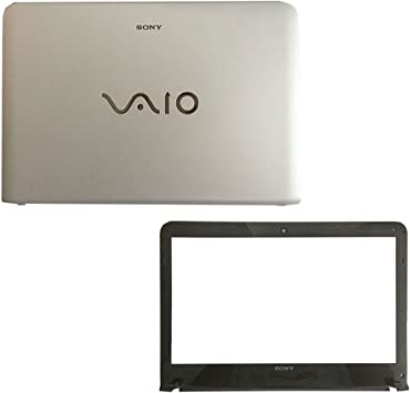 TOP A case for Sony Vaio SVE141L11U SVE141P13L SVE141R11L LCD Back Cover A cover